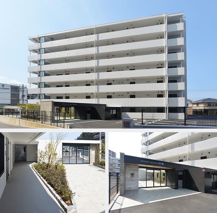 Modern Palazzo女神大橋